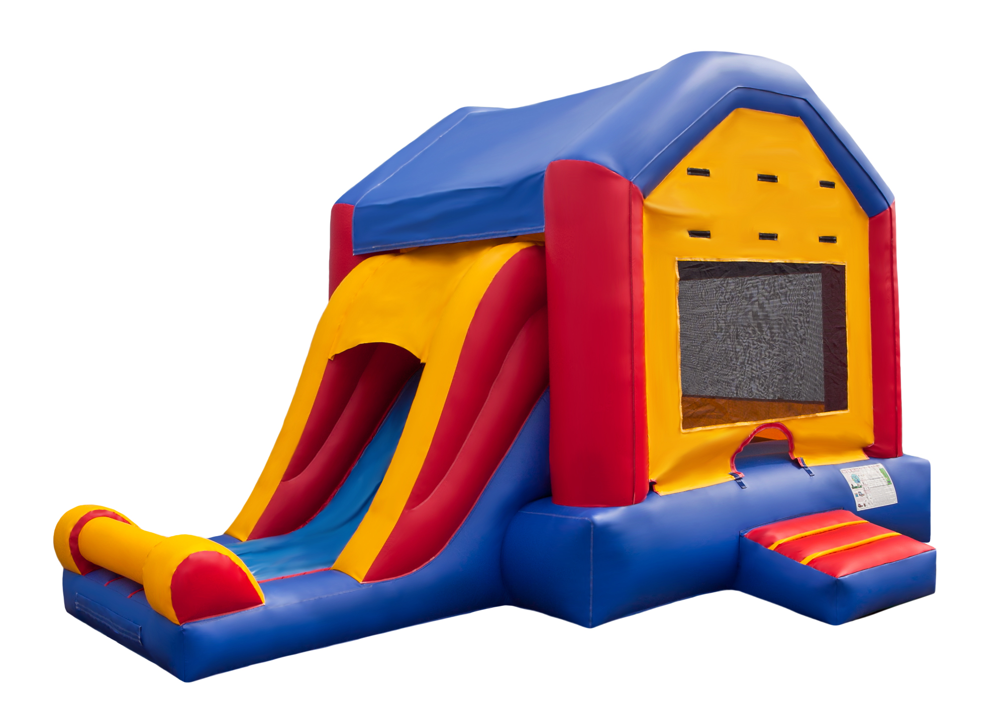 how much does it cost to rent a jump house