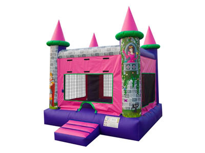 princess-castle-bounce-house